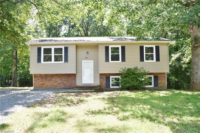 151 Wedgewood Drive, Mount Airy, NC 27030 (MLS #1036771) :: Hillcrest Realty Group