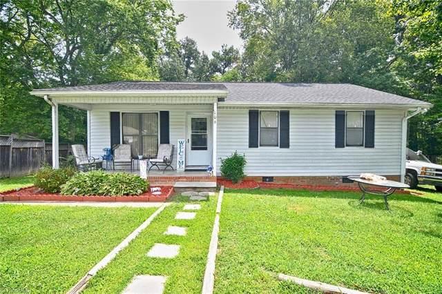 106 Pond Street, Lexington, NC 27292 (MLS #1036795) :: Hillcrest Realty Group