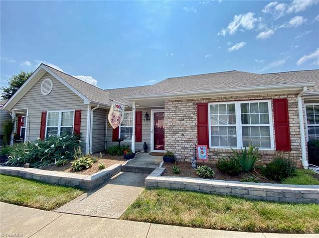104 Chestnut Chase Trail, Kernersville, NC 27284 (MLS #1036797) :: Hillcrest Realty Group