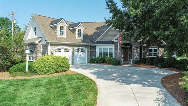 1001 Hollow Creek Lane, Kernersville, NC 27284 (MLS #1036801) :: Hillcrest Realty Group