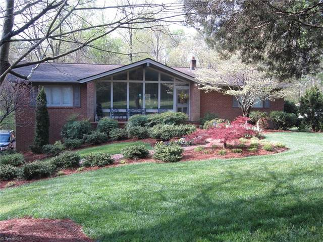 212 Arbor Drive, Lexington, NC 27292 (MLS #1036813) :: Hillcrest Realty Group