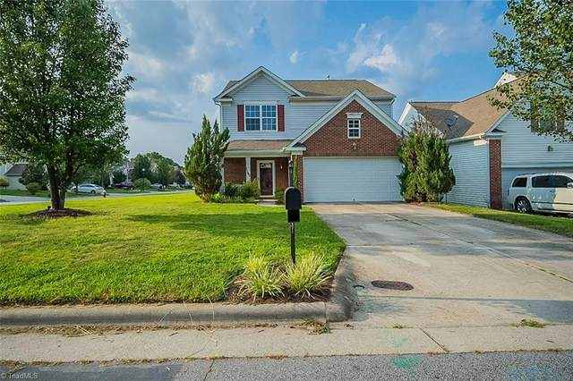 1140 Hawick Drive, High Point, NC 27262 (MLS #1036817) :: Hillcrest Realty Group