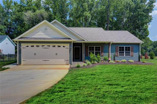 645 Strawberry Road, Reidsville, NC 27320 (MLS #1036872) :: Hillcrest Realty Group
