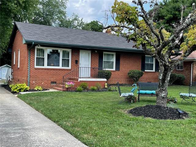 522 Gatewood Avenue, High Point, NC 27262 (MLS #1036874) :: Hillcrest Realty Group