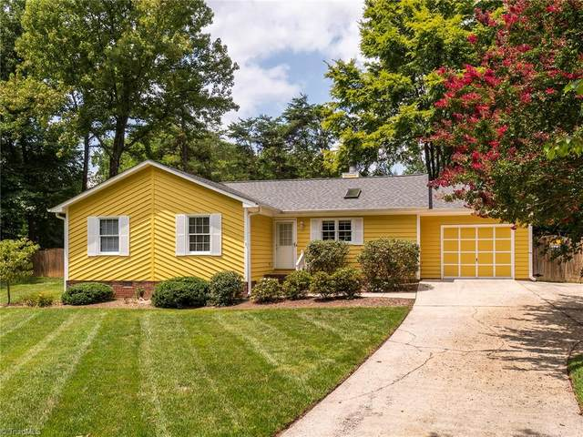 3901 Burguss Court, High Point, NC 27265 (MLS #1036877) :: Hillcrest Realty Group