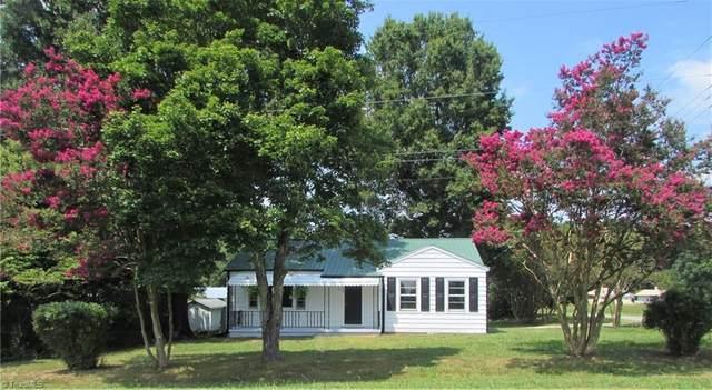 188 Hill Drive, Lexington, NC 27295 (MLS #1036881) :: Hillcrest Realty Group