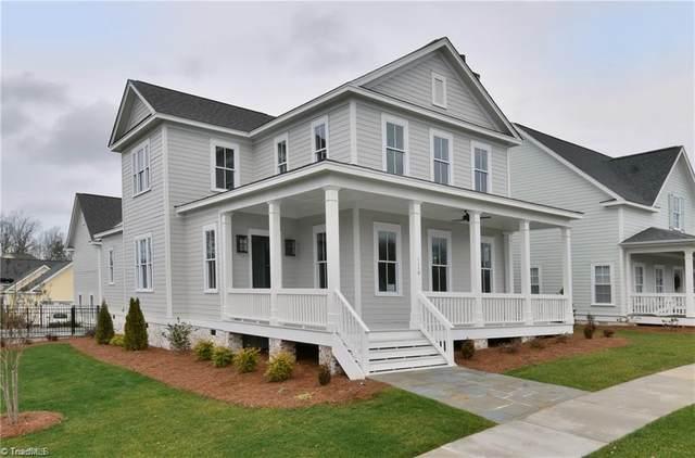 1436 Autumn Park Circle, Winston Salem, NC 27106 (MLS #1036899) :: Ward & Ward Properties, LLC