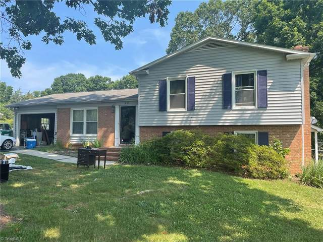 525 Spainhour Road, King, NC 27021 (MLS #1036902) :: Hillcrest Realty Group