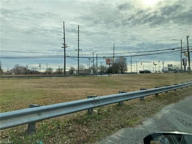0 Hackney Street, Lexington, NC 27292 (MLS #1036905) :: Hillcrest Realty Group