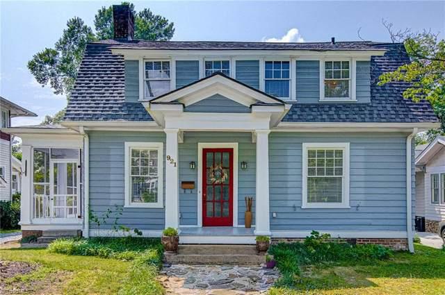 921 N Eugene Street, Greensboro, NC 27401 (MLS #1036912) :: Hillcrest Realty Group