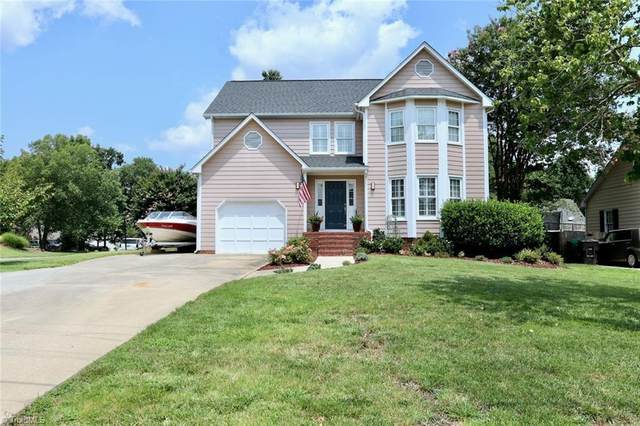 1601 Whites Mill Road, High Point, NC 27265 (MLS #1036913) :: Hillcrest Realty Group