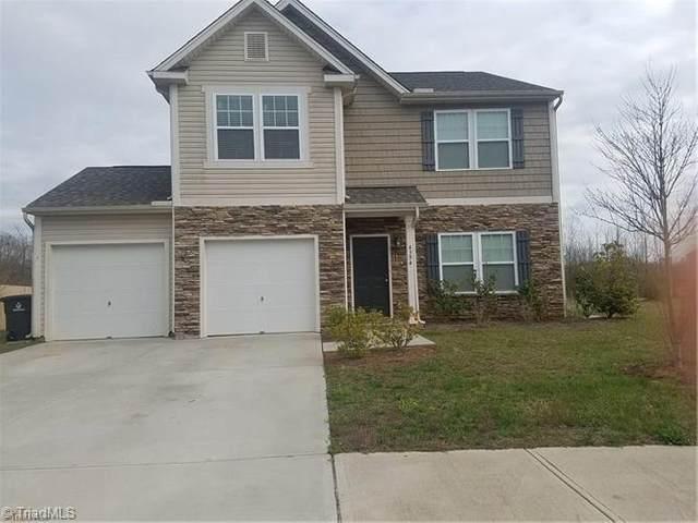 4394 Lochurst Drive, Pfafftown, NC 27040 (MLS #1036916) :: Ward & Ward Properties, LLC
