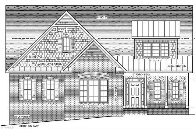 5706 Cedarmere Drive, Winston Salem, NC 27106 (MLS #1036921) :: Hillcrest Realty Group