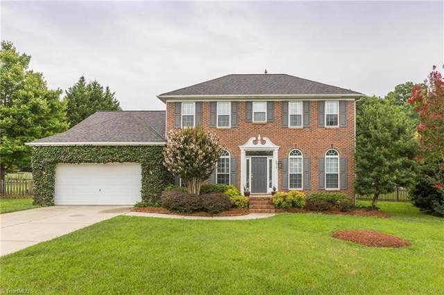 4914 Caitlin Nicole Court, High Point, NC 27265 (MLS #1036924) :: Hillcrest Realty Group