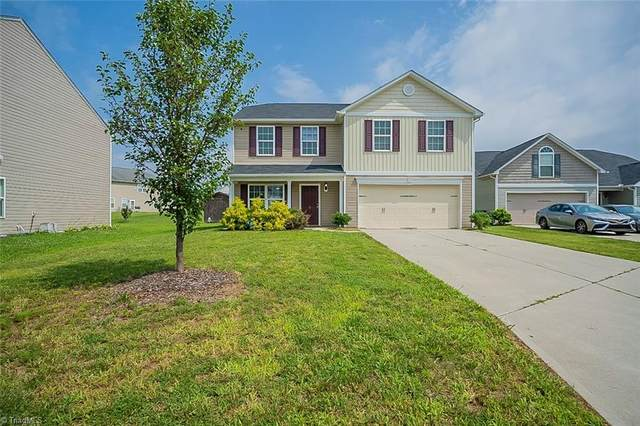 7 Stoud Circle, Mcleansville, NC 27301 (MLS #1036950) :: Hillcrest Realty Group