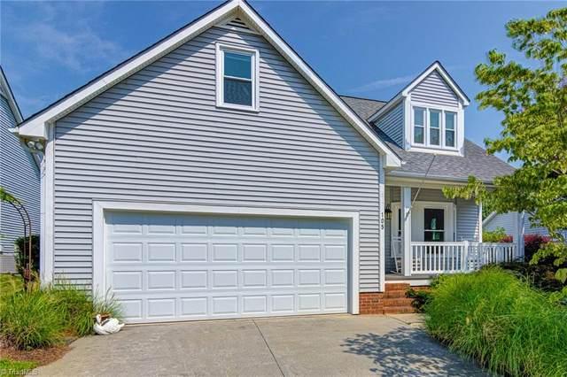 105 Saint Charles Court, Kernersville, NC 27284 (MLS #1036954) :: Hillcrest Realty Group