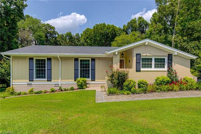 2502 Lynn Oak Drive, Greensboro, NC 27406 (MLS #1036960) :: Hillcrest Realty Group