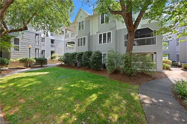 234 Oakwood Court D, Winston Salem, NC 27103 (MLS #1036979) :: Hillcrest Realty Group