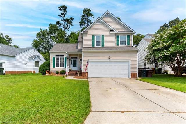 4808 Heritage Woods Court, Greensboro, NC 27407 (MLS #1036980) :: Ward & Ward Properties, LLC