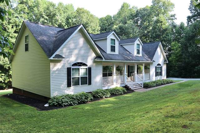 6672 Mt Hermon Rock Creek Road, Snow Camp, NC 27349 (MLS #1037006) :: Hillcrest Realty Group