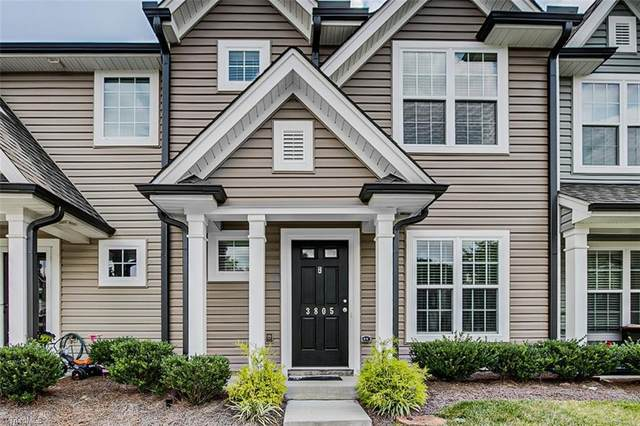 3805 Tarrant Trace Circle, High Point, NC 27265 (MLS #1037013) :: Hillcrest Realty Group