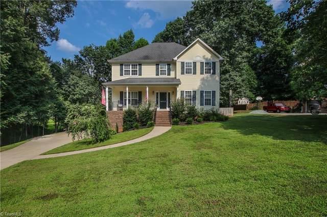 6315 Habersham Drive, Kernersville, NC 27284 (MLS #1037017) :: Hillcrest Realty Group
