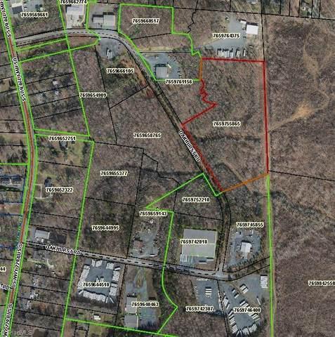 0 Oakhurst Road, Asheboro, NC 27205 (MLS #1037018) :: Hillcrest Realty Group