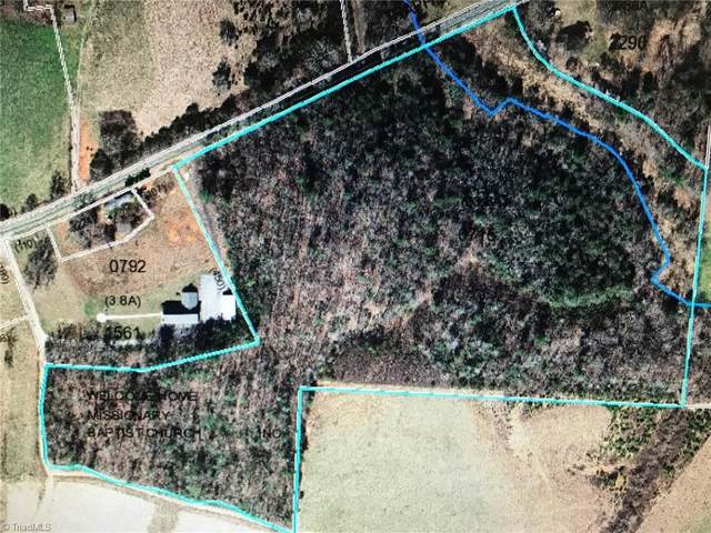 10934 Traphill Road, Traphill, NC 28685 (MLS #1037025) :: Hillcrest Realty Group