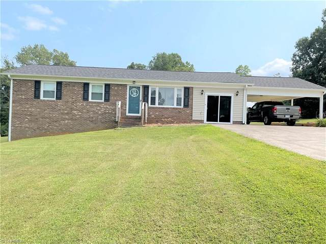 108 Sherry Drive, Mount Airy, NC 27030 (MLS #1037029) :: Hillcrest Realty Group
