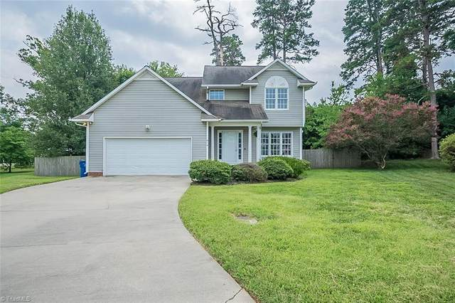 614 Pebble Drive, Gibsonville, NC 27249 (MLS #1037032) :: Hillcrest Realty Group