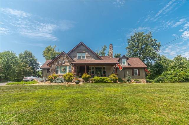 2165 Fancy Gap Road, Mount Airy, NC 27030 (MLS #1037034) :: Hillcrest Realty Group