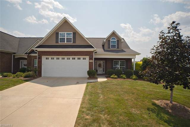 2536 Longshadow Drive, Graham, NC 27253 (MLS #1037048) :: Hillcrest Realty Group