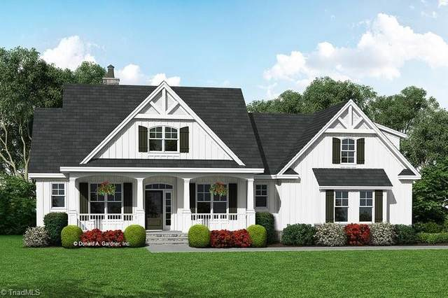 New Lot 2 Aberdeen Road, High Point, NC 27265 (MLS #1037050) :: Hillcrest Realty Group