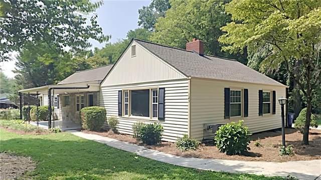 123 Carol Road, Winston Salem, NC 27106 (MLS #1037103) :: Ward & Ward Properties, LLC