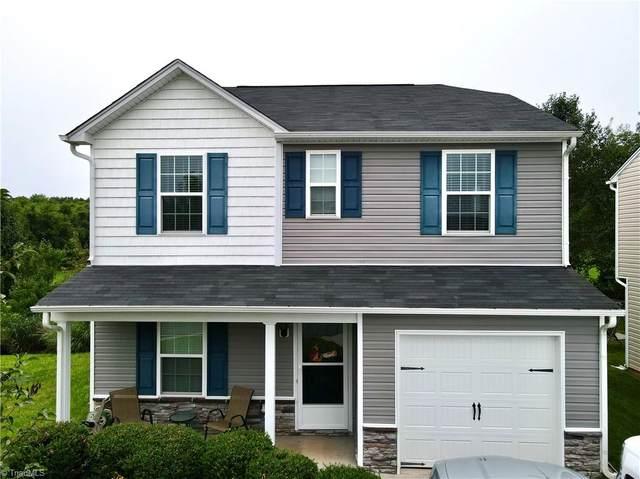 3890 Sanwood Lane, Kernersville, NC 27284 (MLS #1037105) :: Hillcrest Realty Group