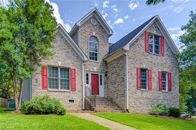 4005 Chadwyck Court, Winston Salem, NC 27106 (MLS #1037108) :: Ward & Ward Properties, LLC