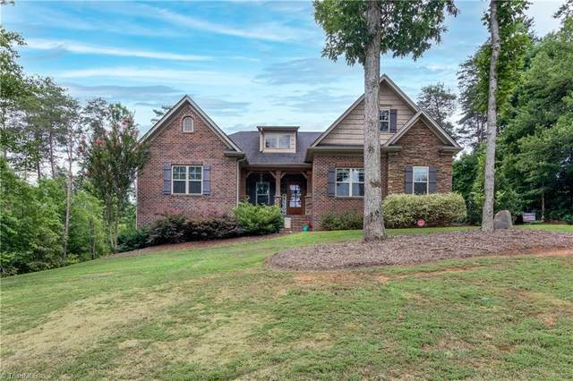 163 Knollcrest Drive, Pinnacle, NC 27043 (MLS #1037120) :: Hillcrest Realty Group