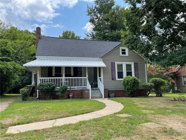 1304 Bothwell Street A, Greensboro, NC 27406 (MLS #1037122) :: Hillcrest Realty Group