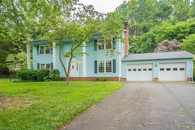 3921 Fieldview Court, Clemmons, NC 27012 (#1037124) :: Premier Realty NC