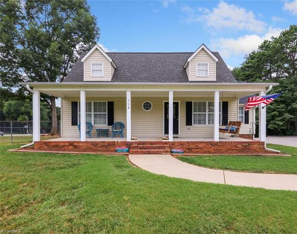 108 King Arthur Drive, King, NC 27021 (MLS #1037134) :: Hillcrest Realty Group
