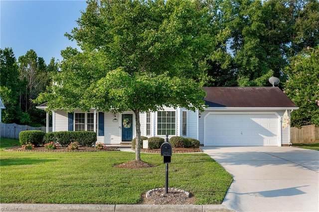 5314 Woodhollow Road, Mcleansville, NC 27301 (MLS #1037142) :: EXIT Realty Preferred