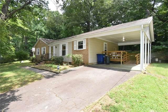 3725 Appomattox Drive, Winston Salem, NC 27106 (#1037143) :: Premier Realty NC