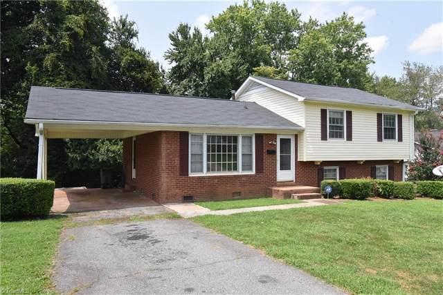 3814 Barkwood Drive, Winston Salem, NC 27105 (MLS #1037175) :: Ward & Ward Properties, LLC