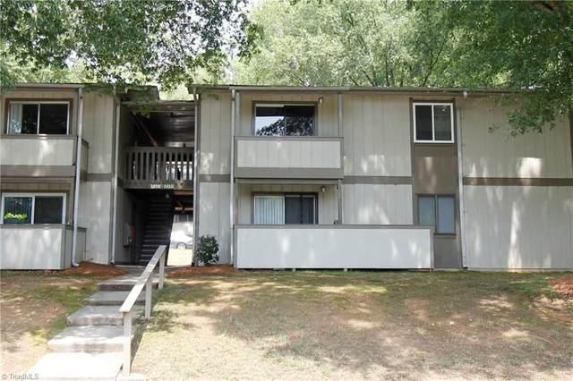2200 Sunderland Road 145K, Winston Salem, NC 27103 (MLS #1037215) :: Ward & Ward Properties, LLC