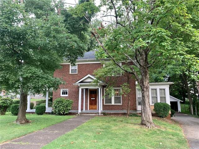614 S Broad Street, Burlington, NC 27215 (MLS #1037222) :: Hillcrest Realty Group