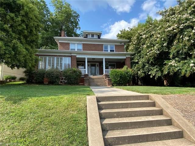 1517 W First Street #1, Winston Salem, NC 27104 (MLS #1037257) :: Ward & Ward Properties, LLC