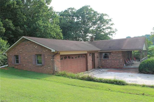 1030 Brindle Road, Dobson, NC 27017 (MLS #1037276) :: Hillcrest Realty Group