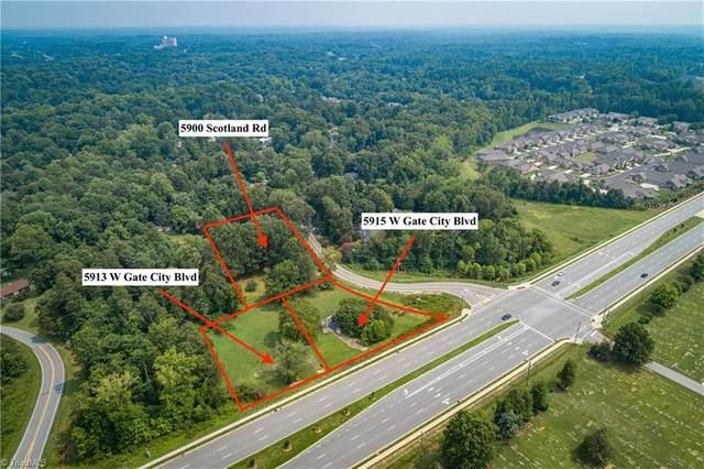 5900 Scotland Road, Greensboro, NC 27407 (#1037356) :: Premier Realty NC