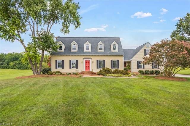 822 Gallimore Dairy Road, High Point, NC 27265 (MLS #1037368) :: Hillcrest Realty Group