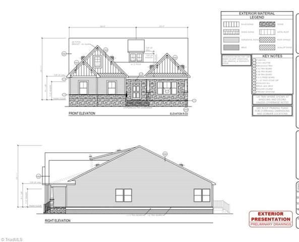 197 Hash Lane, Summerfield, NC 27368 (MLS #1037392) :: Berkshire Hathaway HomeServices Carolinas Realty
